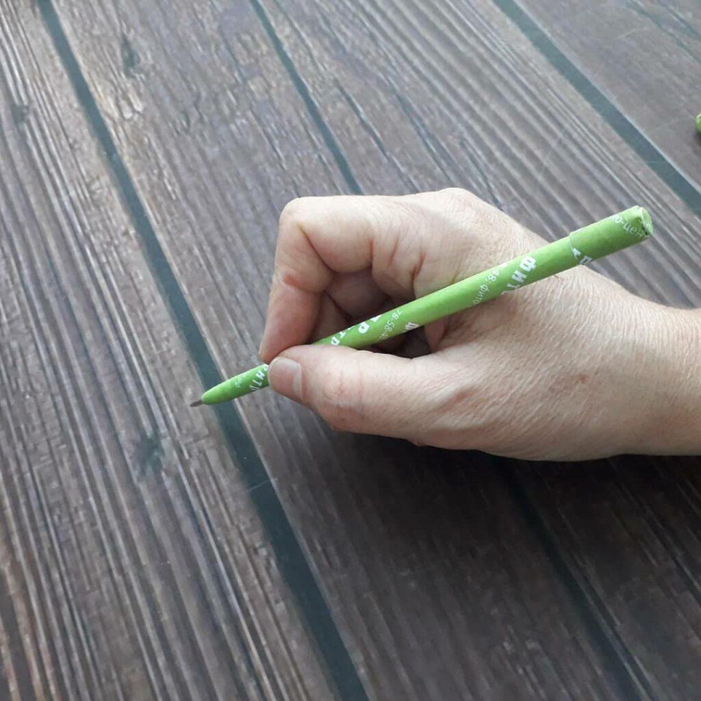 эко ручка